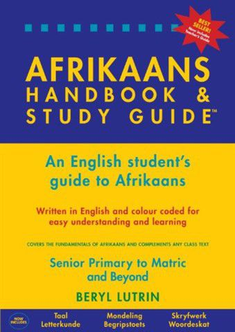 the afrikaans handbook and study guide buy online in south africa rh takealot com afrikaans study guide for grade 8 afrikaans study guide for grade 6