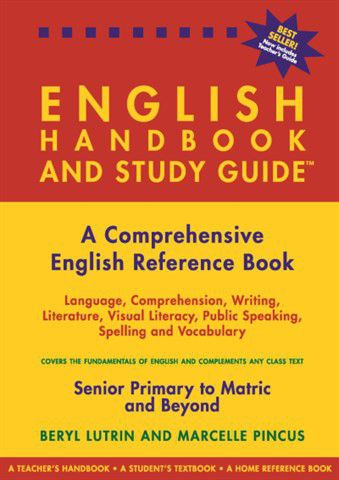 The english handbook and study guide buy online in south africa the english handbook and study guide loading zoom fandeluxe Images