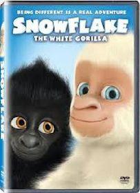 Snowflake The White Gorilla (DVD)
