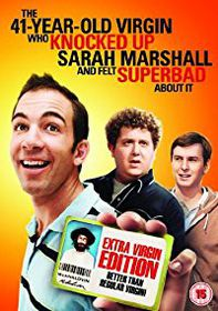 The 41 Year Old Virgin Who Knocked Up Sarah Marshall and (DVD)