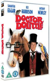 Doctor Dolittle - Studio Classic (Import DVD)
