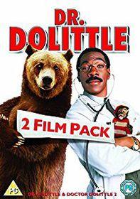 Dr Dolittle/Dr Dolittle 2 (DVD)