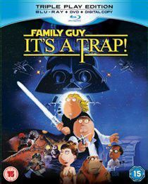 Family Guy Presents: It's a Trap (Blu-ray)
