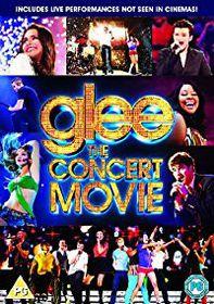 Glee The Concert Movie (DVD)