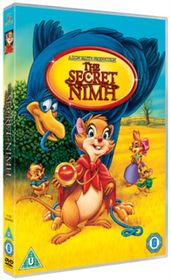 The Secret of Nimh (Import DVD)