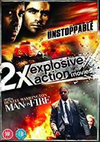 Unstoppable / Man On Fire (DVD)