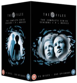 The X Files: Complete Seasons 1-9 & The X Files Movie & I Want To Believe (DVD)