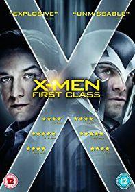 X - Men First Class (DVD)