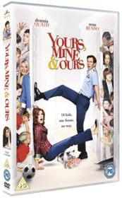 Yours, Mine And Ours (Import DVD)