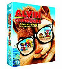 Alvin and the Chipmunks Triple Pack (Blu-ray)