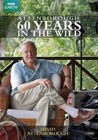 Attenborough: Sixty Years In The Wild (DVD)