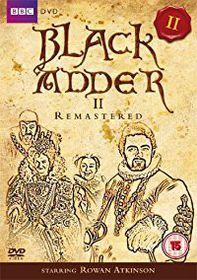 Blackadder Series 2 (Re-mastered) (DVD)