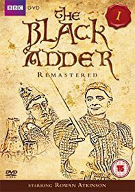 Blackadder Series 1 (Re-mastered) (DVD)