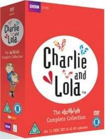 Charlie and Lola: The Absolutely Complete Collection (Import DVD)