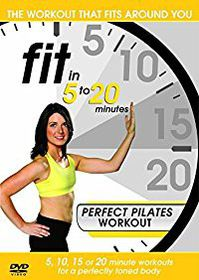 Fit in 5 to 20 Minutes: Perfect Pilates Workout (Import DVD)