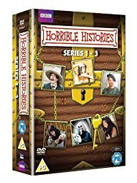 Horrible Histories Complete Series 1-3 (DVD)
