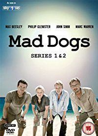Mad Dogs Series 1 and 2 (DVD)