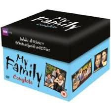 My Family: Complete Box Set (parallel import)