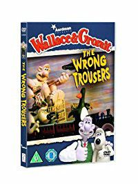Wallace And Gromit The Wrong Trousers (DVD)