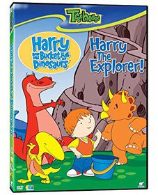Harry & His Bucket Full of Dinosaurs - Harry The Explorer (DVD)