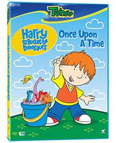 Harry & His Bucket Full of Dinosaurs - Once Upon a Time (DVD)