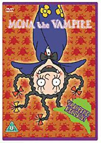 Mona The Vampire: Vampire Edition (DVD)