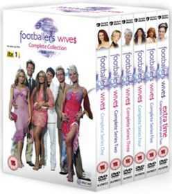 Footballers' Wives: Season 1 - 5 Complete Collection (Import DVD)