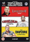Legendary / Knucklehead / The Chaperone (DVD)