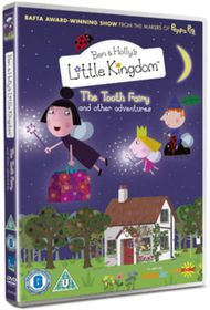 Ben And Holly's Little Kingdom Vol 3 - The To (DVD)