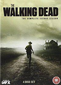 The Walking Dead Season 2 (DVD)
