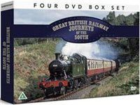 British Railway Journeys of the South (DVD)