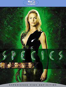 Species - (Region A Import Blu-ray Disc)