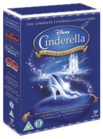 Cinderella 1-3 (DVD)