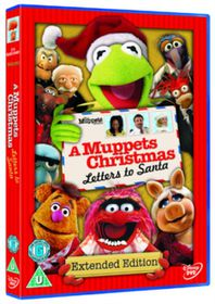 Muppets Christmas (DVD)