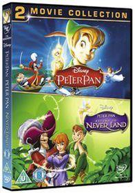 Peter Pan 1 & 2 (DVD)