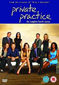 Private Practice Season 4 (DVD)