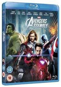 Marvel's Avengers Assemble (Blu-ray)