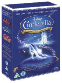 Cinderella 1-3 (Blu-ray)
