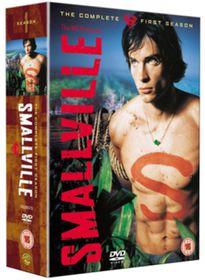 Smallville: Season 1 (Import DVD)