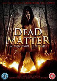 Dead Matter (DVD)