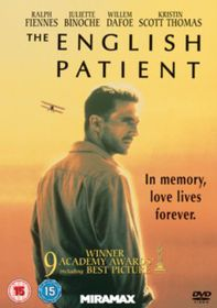 The English Patient (DVD)
