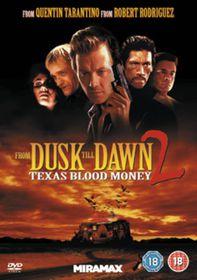 From Dusk Till Dawn 2 (import DVD)
