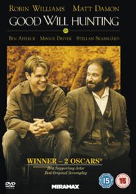 Good Will Hunting (Import DVD)
