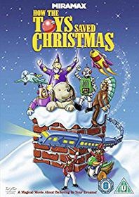 How the Toys Saved Christmas (DVD)