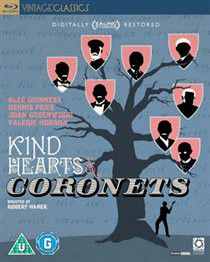 Kind Hearts And Coronets (Import Blu-ray)