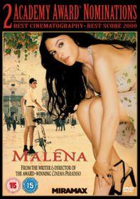Malena (Import DVD)