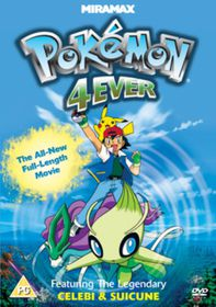Pokemon - The Movie: 4ever (Import DVD)