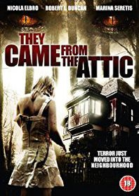 They Came From The Attic (DVD)