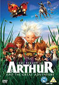 Arthur And The Great Adventure (DVD)