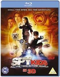 Spy Kids 4 3D (Blu-ray)